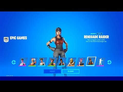HOW TO MERGE FORTNITE ACCOUNTS! (Merging System ...