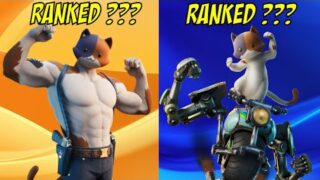Ranking Every Tier 60 Skin In Fortnite From Worst To Best