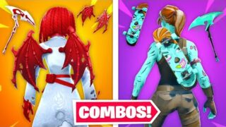 Top 10 AMAZING Fortnite Skin Combos YOU NEED TO TRY!