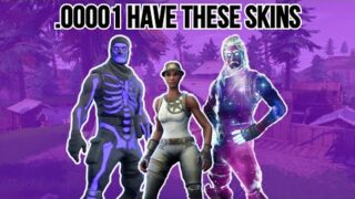 Top 15 Rarest Skins In Fortnite! (You Would Be Surprised)