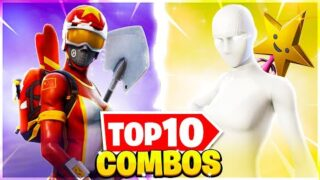 Ranking The TOP 10 TRYHARD Fortnite Skin Combos Of 2020
