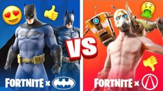 Top 10 Fortnite Collabs RANKED WORST TO BEST!