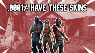 Top 15 RAREST Skins In Fortnite! (I Bet You Don't Have Them)