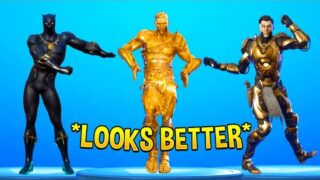 TOP 250 FORTNITE DANCES & EMOTES LOOKS BETTER WITH THESE SKINS  (Fortnite Battle Royale)