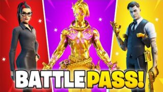 20 Most TRYHARD Battle Pass Skins in Fortnite