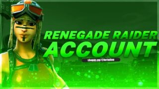BUYING RENEGADE RAIDER ACCOUNT   FORTNITE ACCOUNT SHOP   WEEKLY DISCOUNTS!   BEST VERIFIED SHOP