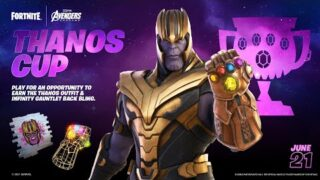 HOW TO GET THE THANOS SKIN IN FORTNITE! (Thanos Cup Date, Time & Details – Our First Look At THANOS)